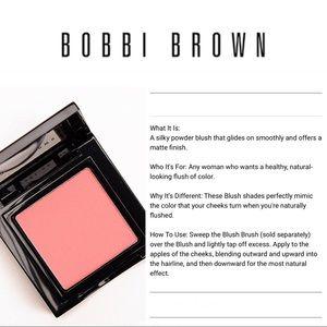 🆕 Blush Pink Coral 31 BOBBI BROWN